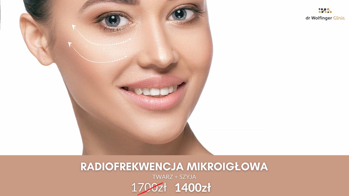 Radiofrekwencja (RF) Mikroigłowa –Lifting bez skalpela