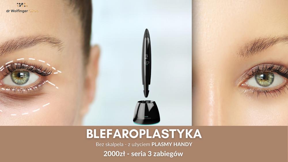Plazma Handy - Blefaroplastyka
