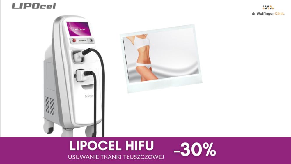 LipoCel HIFU -30%