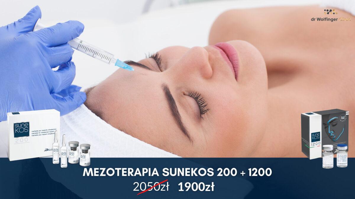 SUNEKOS 200 + SUNEKOS 1200