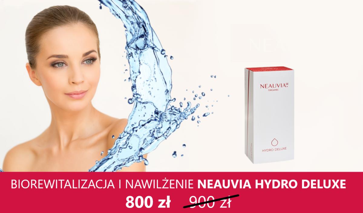 Neuvia Hydro Deluxe – promocja!