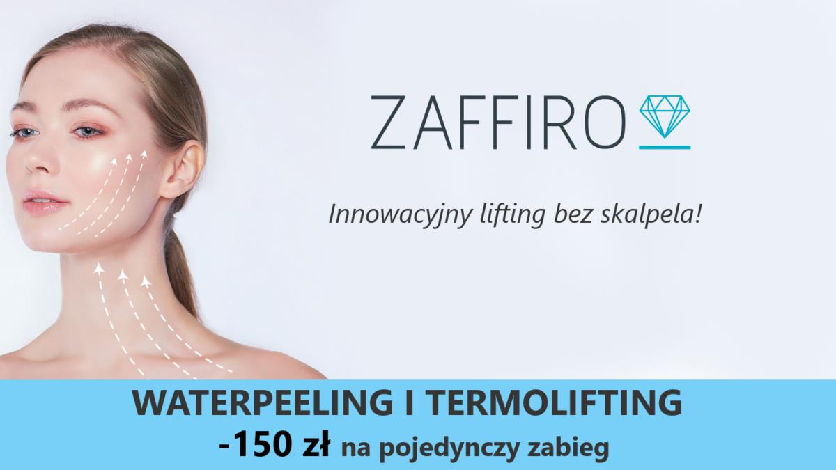 Zaffiro Promocja!